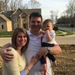Amanda Byrd and family