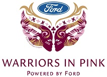 Ford-Warriors in Pink Logo