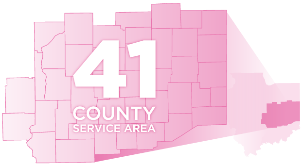 41 county