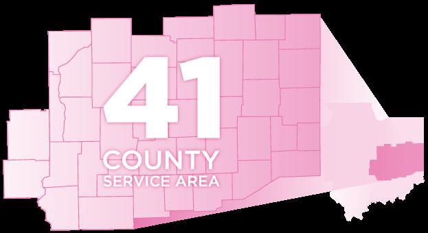 41 county